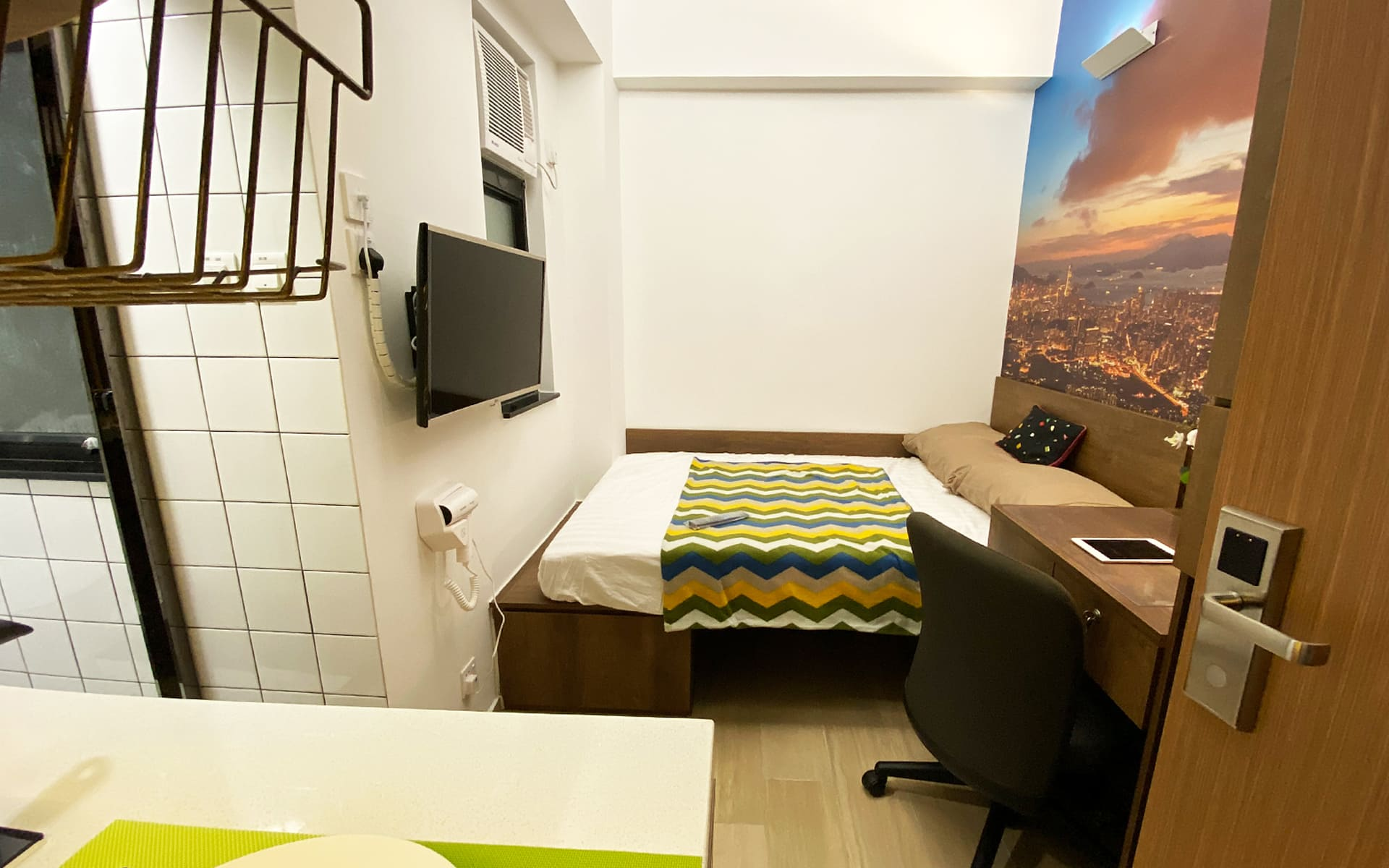 Fortress Hill Serviced Apartment 188