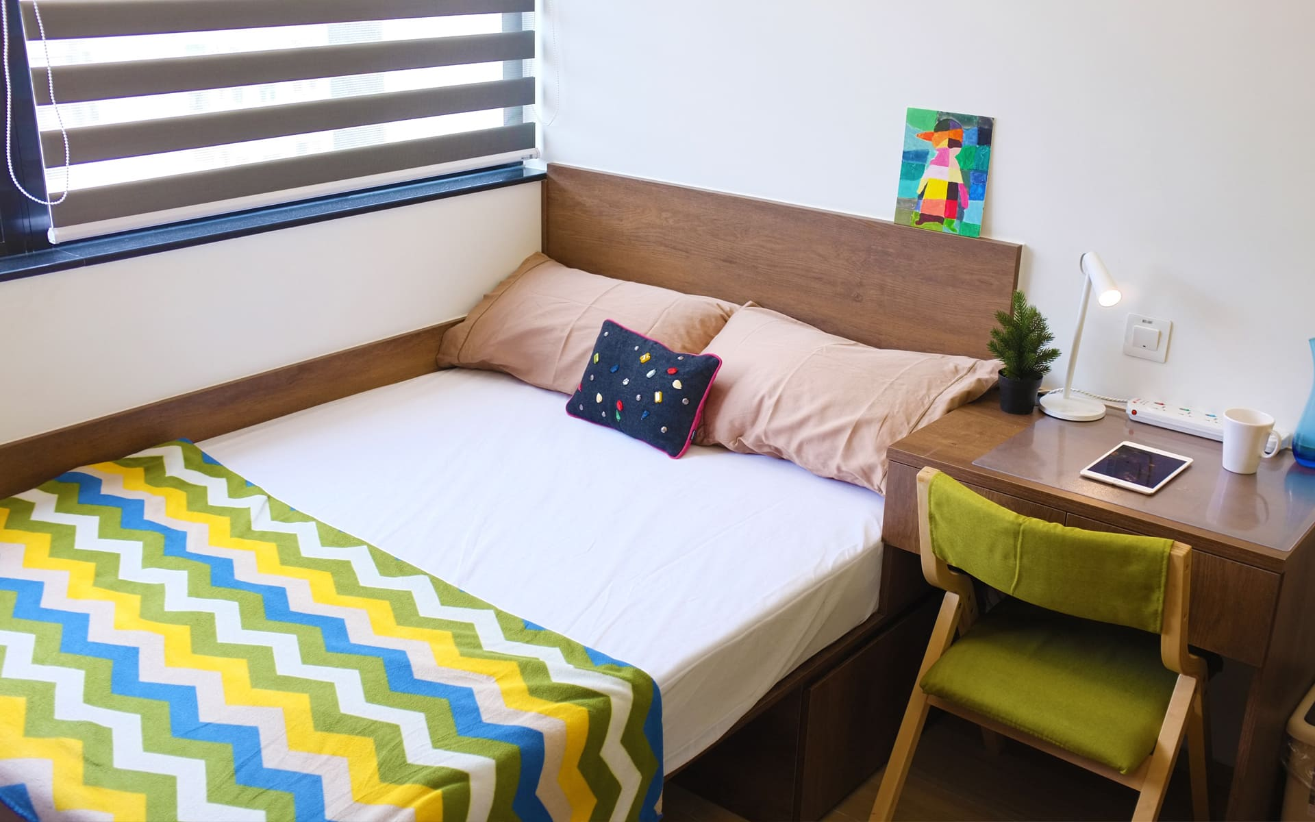 Fortress Hill Serviced Apartment 183