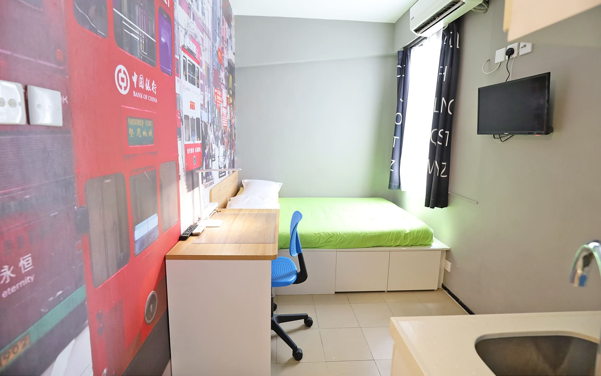 Fortress Hill Serviced Apartment 167