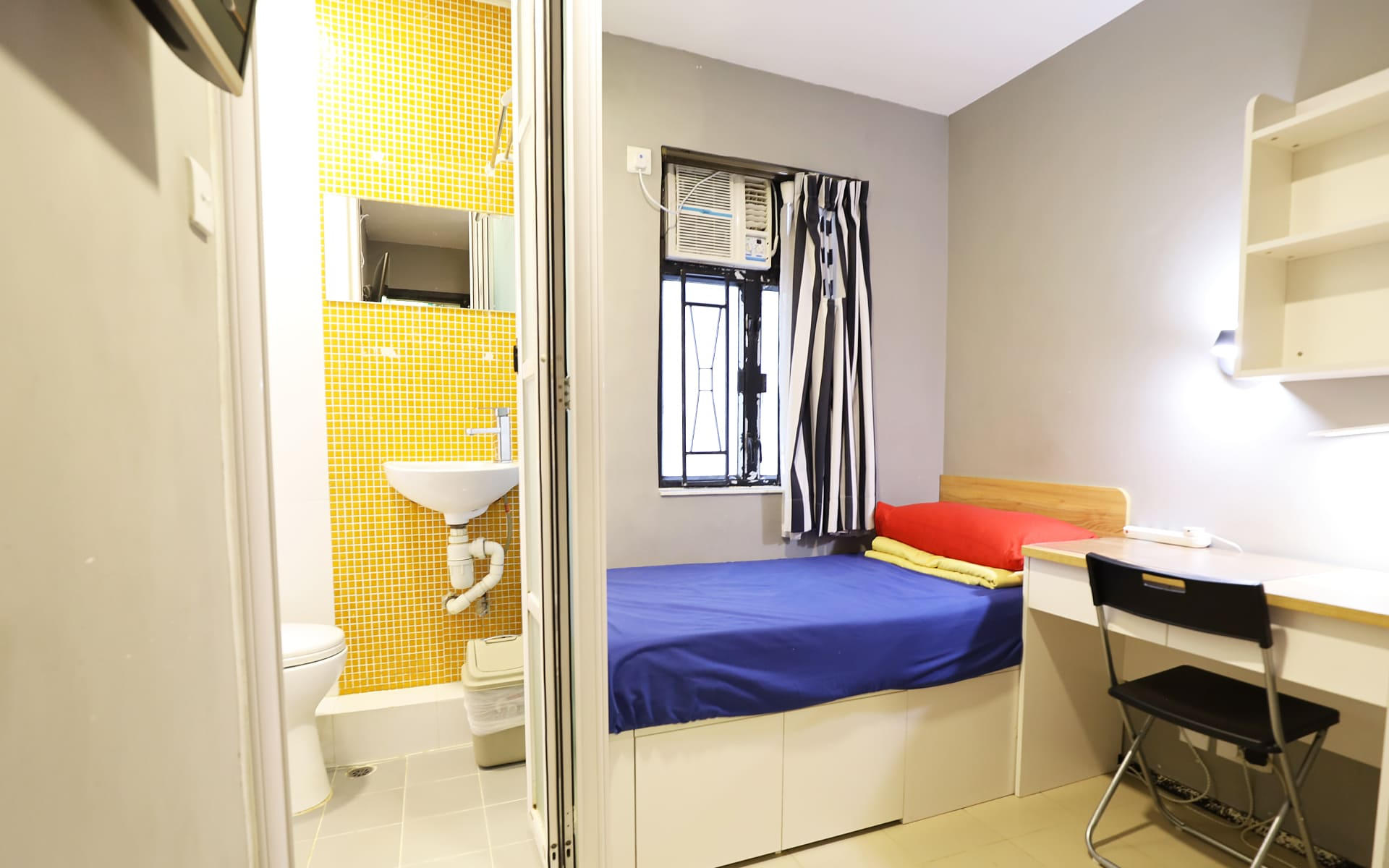Fortress Hill Serviced Apartment 161