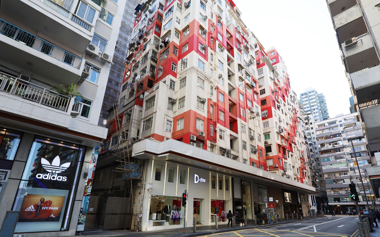 悅思銅鑼灣公寓圖片集