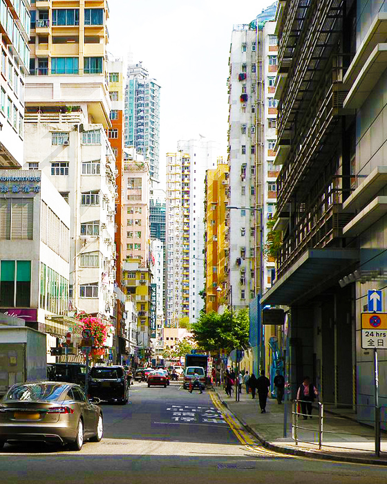 About yesinspace hk serviced apartment
