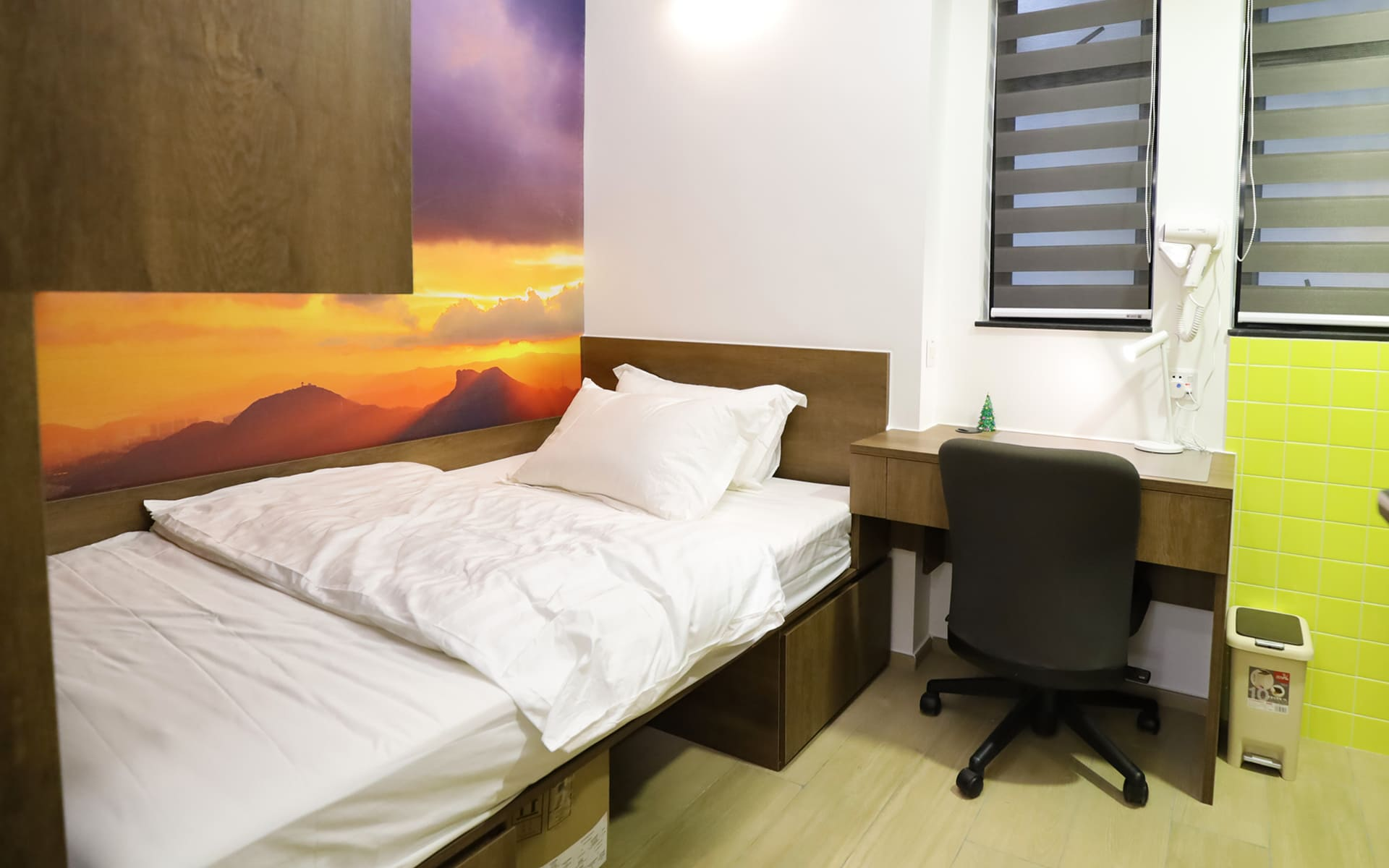 Fortress Hill Serviced Apartment 181