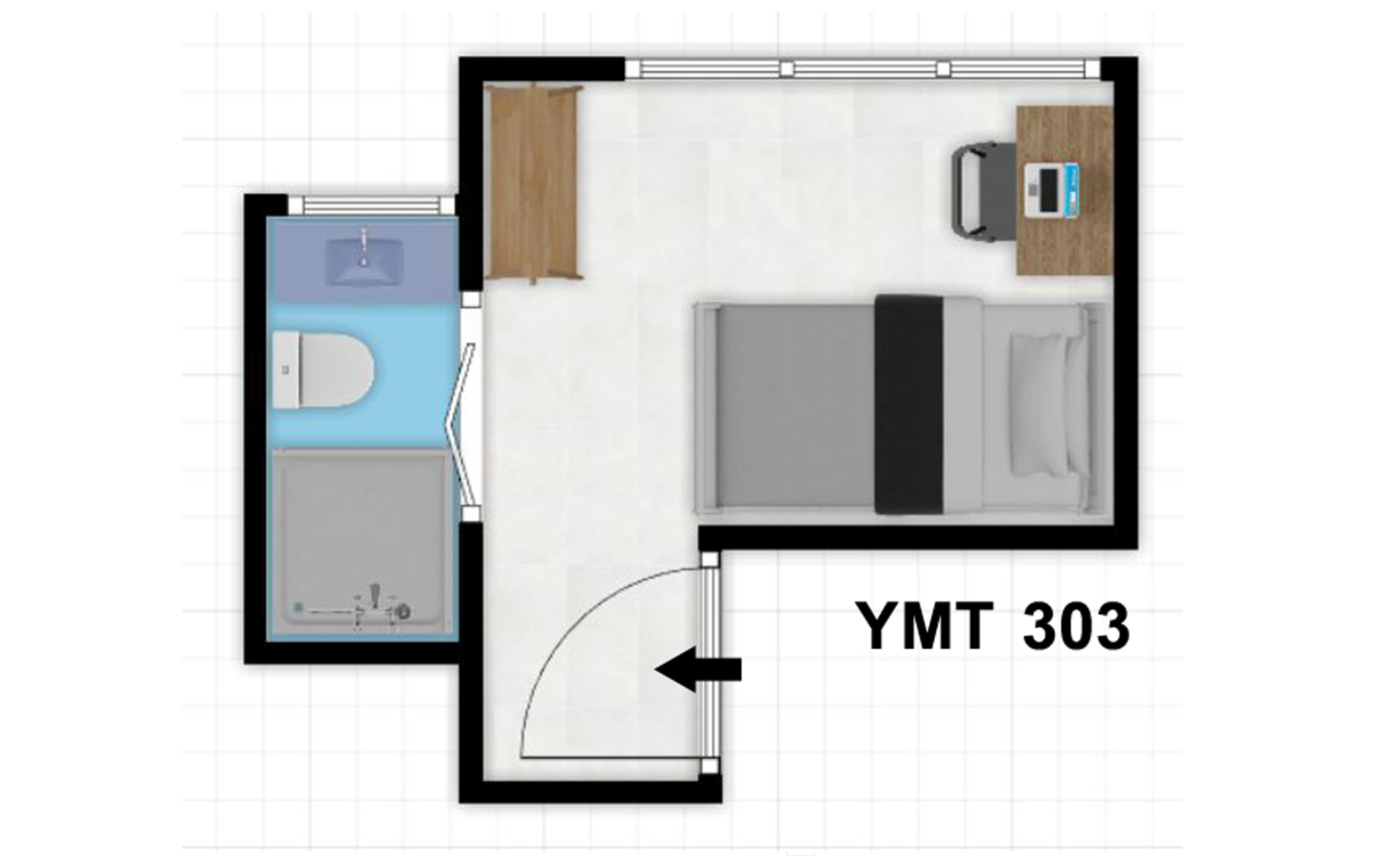 YMT Co-Living 303 Gallery