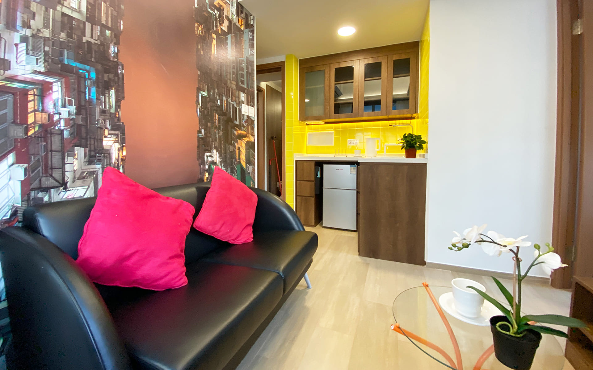 Fortress Hill Serviced Apartment 186 -1bedroom Apart.