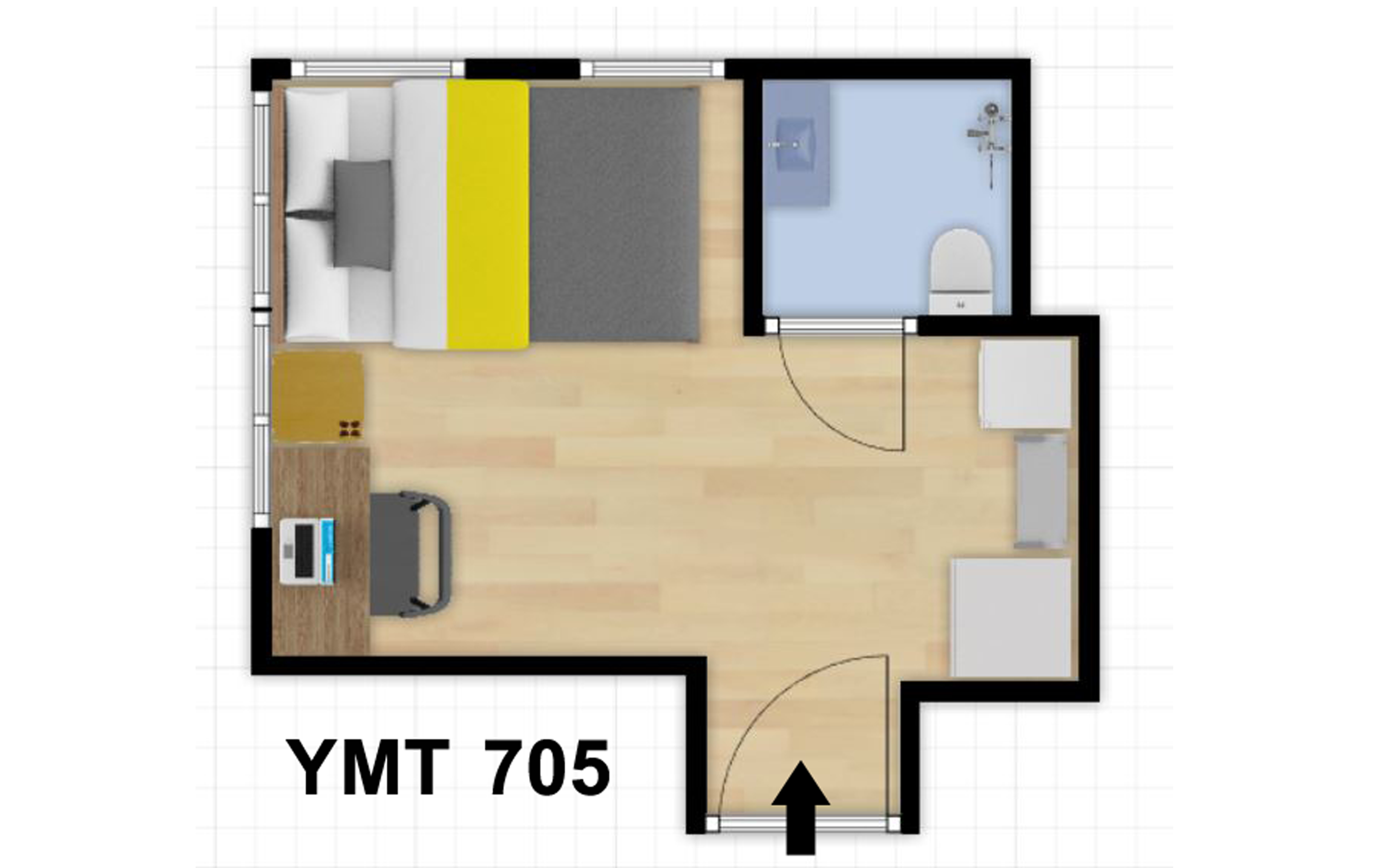 YMT Co-Living 705 Gallery