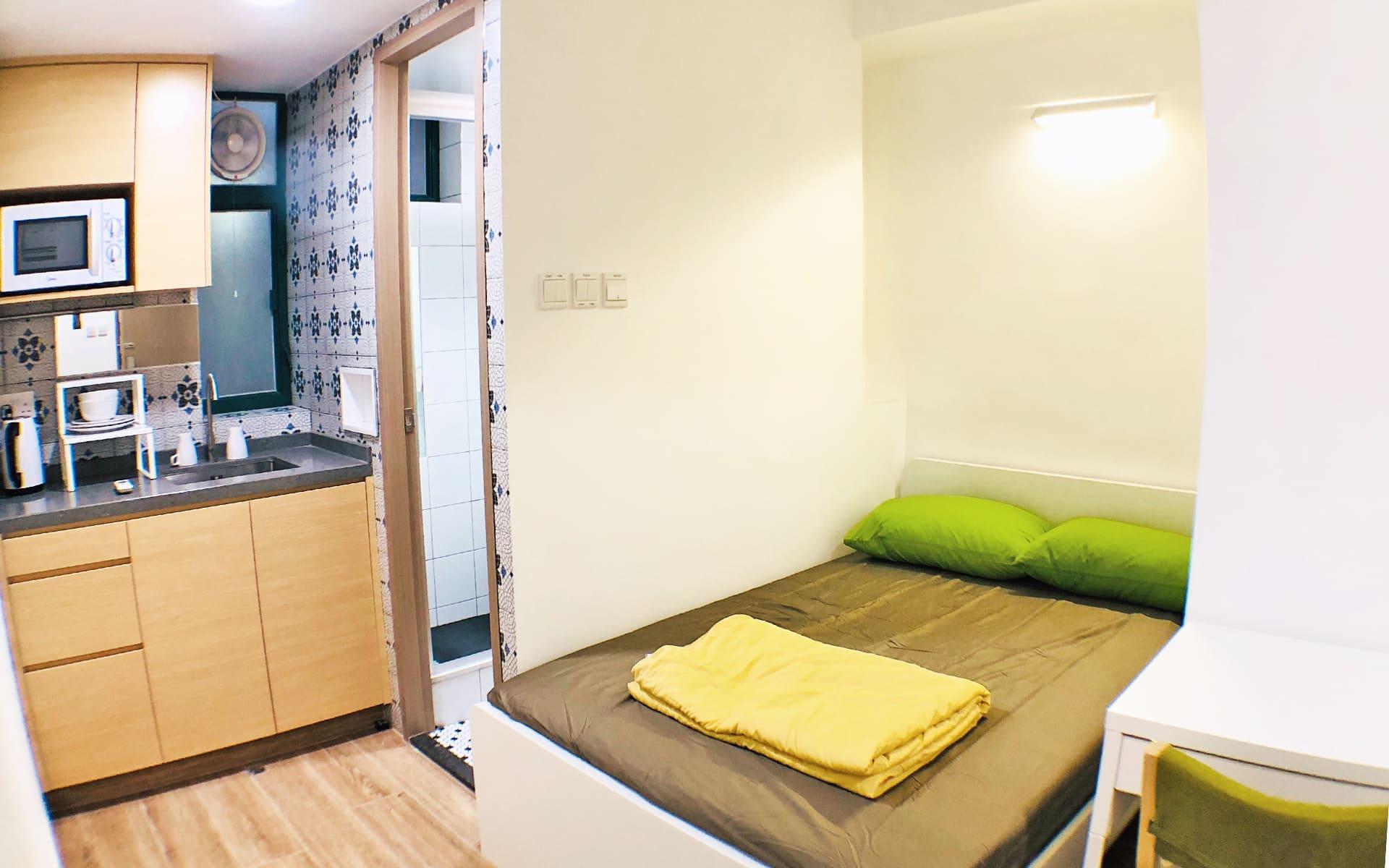 FTH Serviced Apartment 5b3 -Deluxe Studio