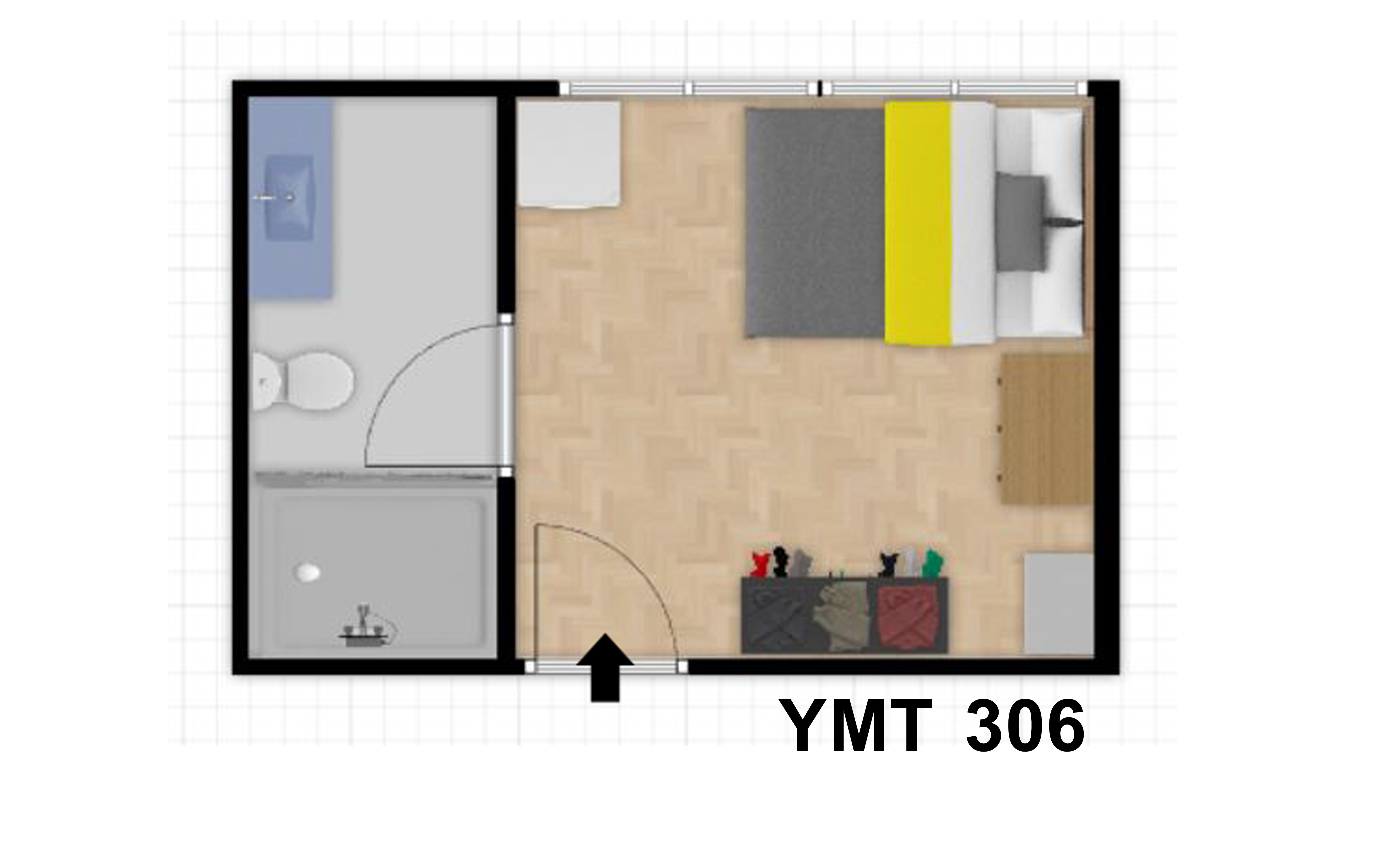 YMT Co-Living 306 Gallery
