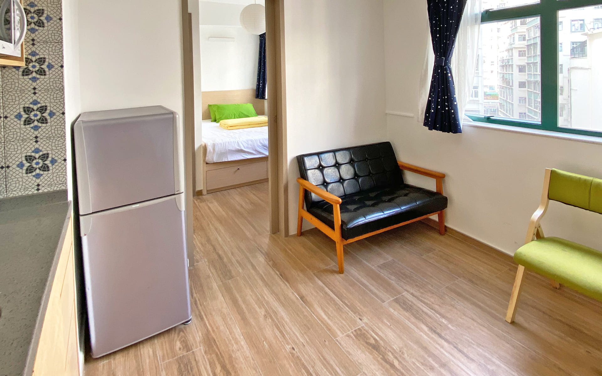 FTH Serviced Apartment 5b6 -1bdrm Apart.